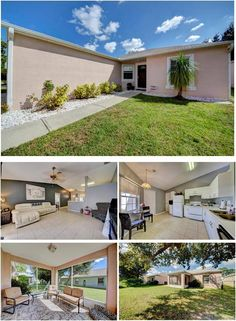 2/2 Very large family room w/split floor plan. Both bedrooms are very spacious. Separate laundry room. Large screened in rear patio. Tile floors through out. Move in ready. MLS#708389 #lovexit #spacecoast