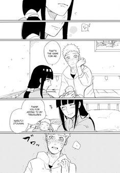 Naruto Hinata and boruto 5 by Mikayeel on DeviantArt Naruto Shippuden, Naruto E Hinata, Naruto Comic, Naruto Funny, Sasuke Sakura, Hinata Hyuga, Naruhina Comics, Naruhina Doujinshi, Anime Couples