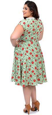 Plus Size Vintage Pin Up Clothing   Dresses fa842e54c