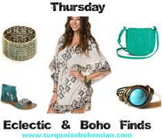 Thursday Eclectic Boho