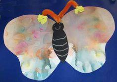 papillons école maternelle