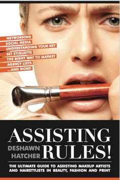 Books for Makeup Artists
