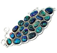 Large-Green-and-Blue-Dichroic-Glass-Bracelet