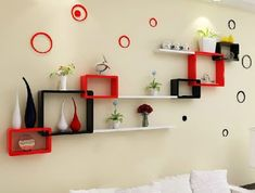 15 Marvelous Wall Racks Ideas for Living Room Will Fascinate You