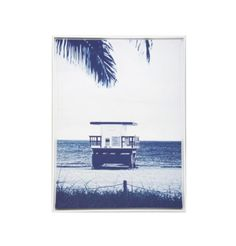 Wall Canvas - Lifeguard Station – FURNISH