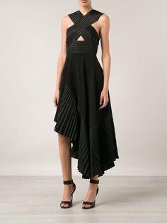 Stella Mccartney Robe À Design Asymétrique - Spinnaker 141 - Farfetch.com