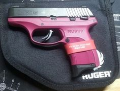 Ruger LC9s in Raspberry $320.00