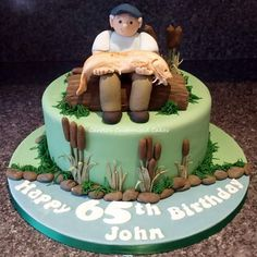 #fishermancake #gonefishing #catchoftheday #catchoftheday🎣  #fishing #fishingcake #catfishcake #Dartford #Greenhithe #cake #birthdaycake #gonefishingcake