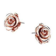 Pendientes  Guess Hearts And Roses UBE21509
