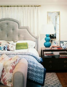 Adding Color to your Decor Using Lamps