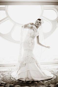 #fashion #wedding gown #indonesia