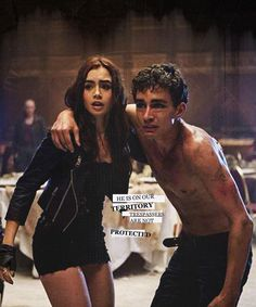 Simon and clary in hotel dumort, if i remember correctly SIMON DOESNT TURN BACK INTO SIMON AT THE HOTEL! >.< but my my he does like good shirtless ;)