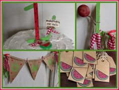 Watermelon Party Pack Watermelon Party Supplies Watermelon