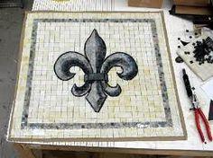 Mosaic Fleur De Lis Google Search