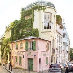 Visit Montmartre, one of the coolest neighbourhoods in Paris.