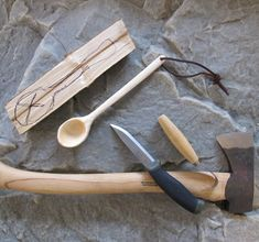 How to Carve a BushCraft Wooden Spoon: Step by Step