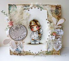 Divine Tilda / Jane's Lovely Cards