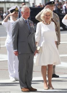 Prince Charles and the Duchess of Cornwall arrived in Athens today as they continued their. Camilla Duchess Of Cornwall, Duchess Of Cambridge, Harry And Meghan Wedding, Camilla Parker Bowles, British Royal Families, Casa Real, Royal Engagement, Herzog, British Monarchy