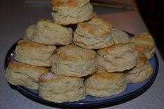 Buttermilk biscuits made easy