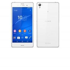Sony Xperia Z3 D6653 4G 16GB Unlocked Mobile - White