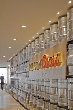 Molson Coors North American Headquarters - Denver - Office Snapshots