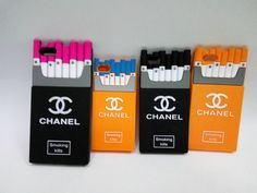 Coque Chanel silicone forme porte-cigarette smoking kills acheter sur lelinkr.fr Smoking Kills, Chanel, 6s Plus, Iphone 6, Fit, Leather, Color