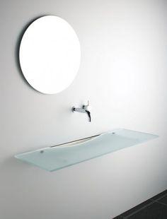 Another Ultra Modern Sink Very Slick