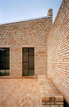 Centro educativo en Nyanza. Dominikus Stark Architekten