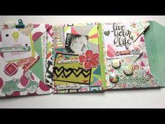 ENVELOPE FLIP BOOK - YouTube - Lorrie Nunemaker