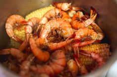 A quick version of the classic Shrimp Boil, made quicker in the pressure cooker.