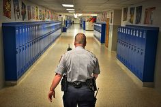 A viral video of a student's violent arrest in math class raises serious questions about the role of police officers in schools.