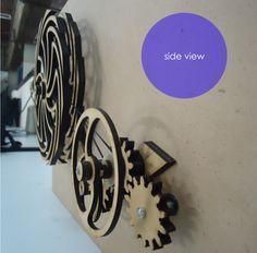 Kinectic Sculpture by Nancy Kumar at Coroflot.com