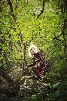 Pathfinder Merisiel Rogue costume