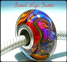 EXOTIC PINK  OPAL Fully Lined Sterling Silver by beachlifebeads, $24.00