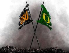 """The term """"civil war"""" takes on a whole new meaning in Oregon.    Heck yeah it does!"""