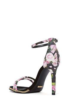 Flower Garden pumps - what a pair of beauties!