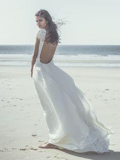 """Les robes pour se dire oui - robe """"Musset"""" Laure de Sagazan"""