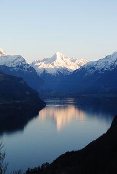 Vierwaldstatersee Weg Der Schweiz