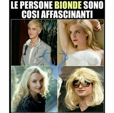 The blondes 😂😂 Harry Potter Tumblr, Harry Potter Dolls, Harry Potter Cast, Harry Potter Love, Harry Potter Fandom, Draco Malfoy, Hermione Granger, Harry And Ginny, Daniel Radcliffe