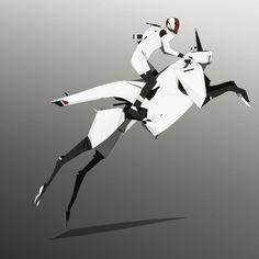 Space Ship Concept Art, Robot Concept Art, Futuristic Art, Futuristic Technology, Energy Technology, Technology Gadgets, Robot Animal, Mekka, Tecno
