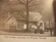 The Lodge Warley Woods City Painting, 70th Birthday, Birmingham, Woods, Paintings, History, Country, Life, Black