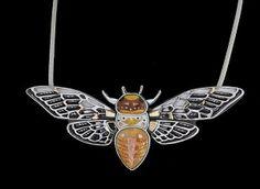 DAWN WALLACE JEWELRY  Cicada