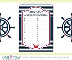 60 Baby Shower Bingo Cards 60 Prefilled Bingo Cards