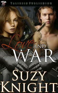 A Girl and Her Kindle: Love and War by Suzy Knight Review