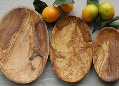 Блюдо из оливы - Деревянная посуда | Лес домой