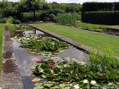 Сад Buxusbeemden | Ландшафтный дизайн садов и парков
