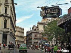 El Floridita, Hemingway hangout and home of the daiquiri
