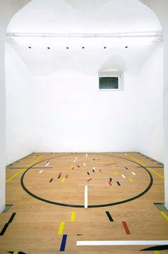 """Simon Dybbroe Møller """"HELLO"""" at Fondazione Giuliani, Rome"""