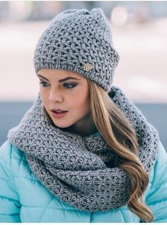 VK is the largest European social network with more than 100 million active users. Crochet Beanie, Knitted Hats, Knit Crochet, Crochet Hats, Hooded Scarf Pattern, Diy Scarf, Knitting Accessories, Couture, Free Instagram