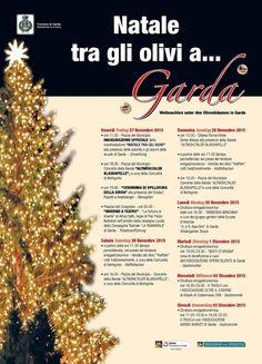 A Garda la rassegna Natale tra gli olivi si svolge dal 27 al novembre 2015 al 6 gennaio 2016 @gardaconcierge